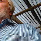how many food stains can an old bloke get on his shirt? by geof