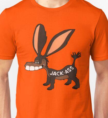 JACK-ASS Unisex T-Shirt