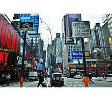 New York City Tree Photographic Print
