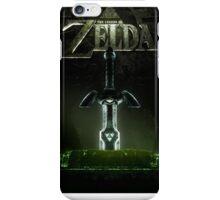 Zelda Master Sword iPhone Case/Skin