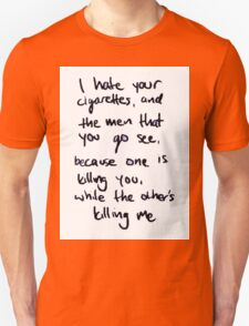 Front Porch Step - Aware T-Shirt