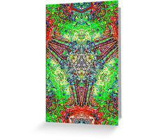 """Within Nature - """"Forest Spirit"""" Greeting Card"""