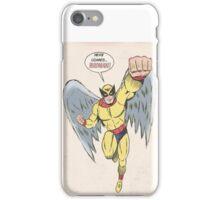 Harvey Birdman iPhone Case/Skin