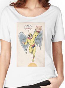 Harvey Birdman Women's Relaxed Fit T-Shirt