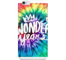 The Wonder Years-  iPhone Case/Skin