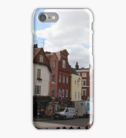 England Street iPhone Case/Skin