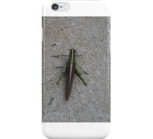 Jimmy Cricket iPhone Case/Skin