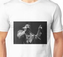 The wonderful Jimmy Cliff 3 (n&b)(t) by expressive photos ! Olao-Olavia by Okaio Créations   Unisex T-Shirt