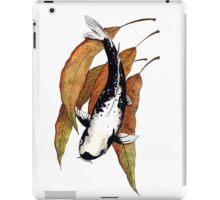 Japanese Koi Kawarimono Autumn Water  iPad Case/Skin