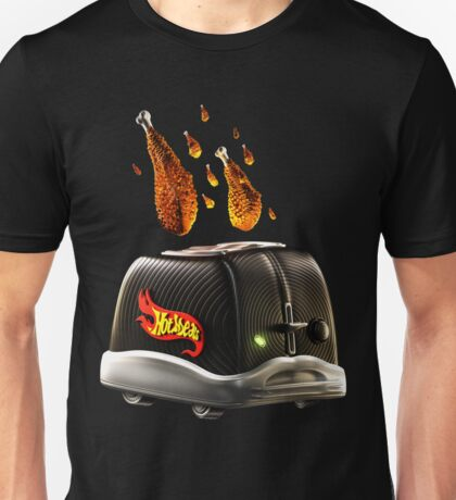 Watchout  Hot Meals Is Coming  Unisex T-Shirt