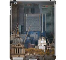 Canary Wharf London iPad Case/Skin