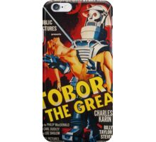 Tobar the Great 1954 iPhone Case/Skin