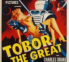 Tobar the Great 1954 by Trevor McCabe