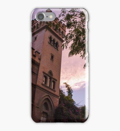Sunset over Seville - Spain iPhone Case/Skin