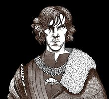 The Hollow Crown - Shakespeare's Richard III (brown) by NadddynOpheliah