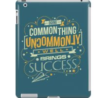 Uncommon Things iPad Case/Skin