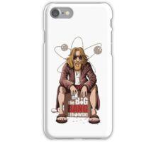 The big bang Lebwoski iPhone Case/Skin