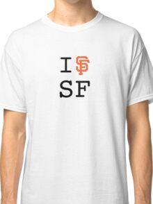 I SF SF Classic T-Shirt