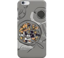 CEREAL BOWL iPhone Case/Skin