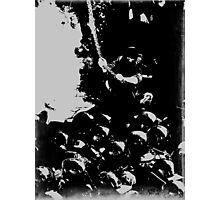 Rioting Rebel Photographic Print