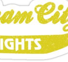 Gotham City Knights Sticker