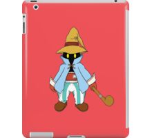 The Black Mage - Cherry iPad Case/Skin
