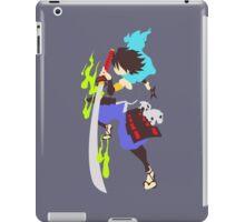 Muramasa: The Demon Blade - Kisuke iPad Case/Skin