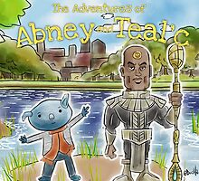 The Adventures of Abney and Teal'c by DocHackenbush