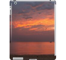 Beautiful Dusk at Zephyr Cove iPad Case/Skin