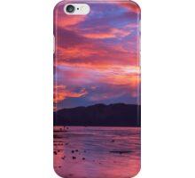 Sunset Tonight - Lake Tahoe iPhone Case/Skin