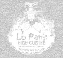 Lo Pan's High Cuisine One Piece - Short Sleeve