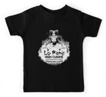 Lo Pan's High Cuisine Kids Tee