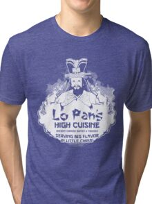 Lo Pan's High Cuisine Tri-blend T-Shirt
