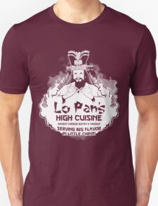Lo Pan's High Cuisine T-Shirt