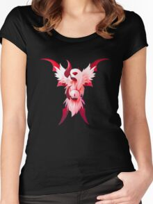 Absol - Shiny Women's Fitted Scoop T-Shirt