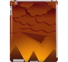 Paper Airplane 66 iPad Case/Skin