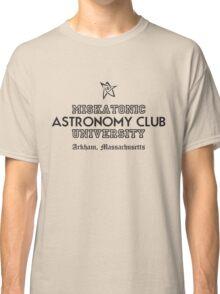 Miskatonic Uni 2 Classic T-Shirt