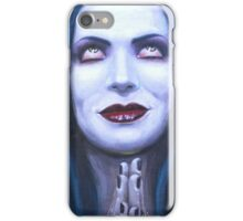 Vampire prayer iPhone Case/Skin