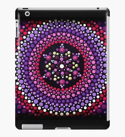 Gentle Pink Mandala iPad Case/Skin