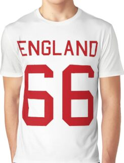 England 66 champs Graphic T-Shirt