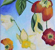 Daffodil by clairewhitehead