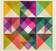 Quilt Block #03 by fieldandsky