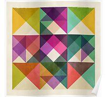 Quilt Block #03 Poster