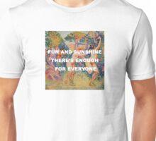 Nymph Tropicana Unisex T-Shirt