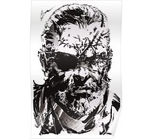 Big Boss - Metal Gear Solid Poster