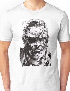 Big Boss - Metal Gear Solid Unisex T-Shirt