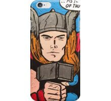 Mighty Thor iPhone Case/Skin
