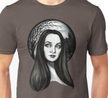 Morticia Addams Unisex T-Shirt