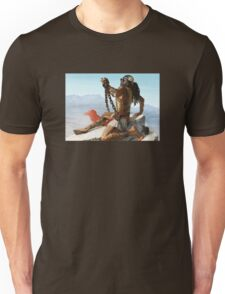 2 Chained to the Rocks Unisex T-Shirt