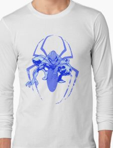Spider-man Symbol ink Long Sleeve T-Shirt